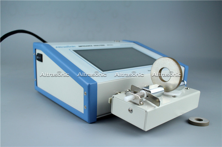 High Frequency Acoustic Impedance Analyzer With PC Data Storage
