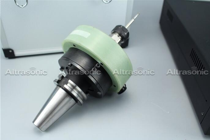 Ultrasonic Assisted Machining