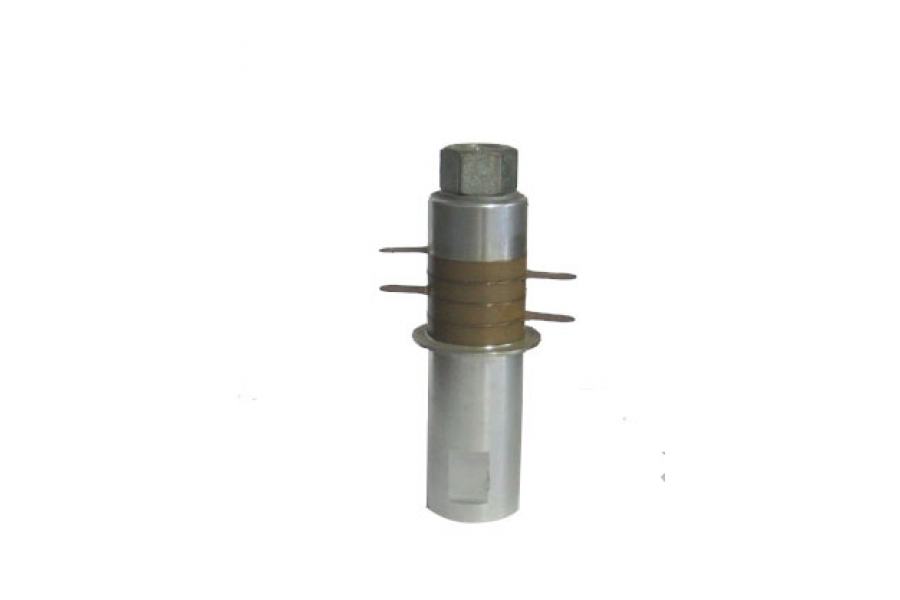 2528-4Z M8 Connected Ultrasonic Welding Transducer