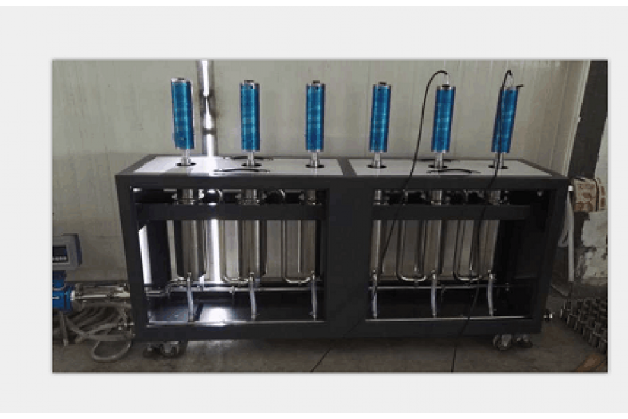 High Power Uktrasonic Homogenizer System