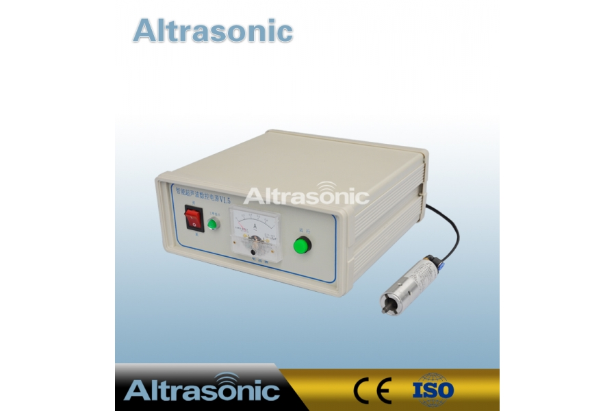 60/70 Khz Ultrasonic IC Card Welding Machine