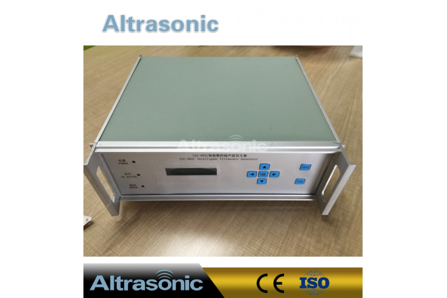 100W Digital High Speed Ultrasonic Generator For Contactless Double Circle Card