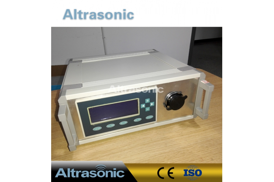 PC Controled Ultrasonic Generator with LCD Screen