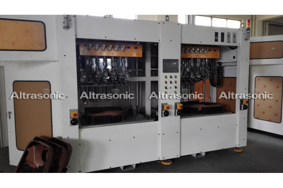 Ultrasonic Riveting Welder