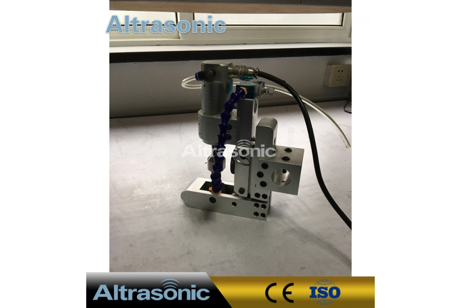 Ultrasonic Sealing and Cutting Machine