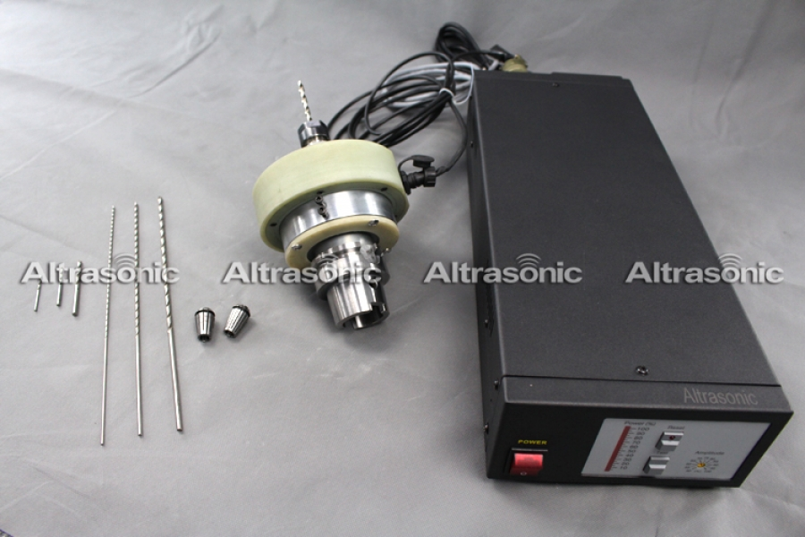 20KHz Ultrasonic End Milling Equipment for Brittle Hard Materials Precise Processing