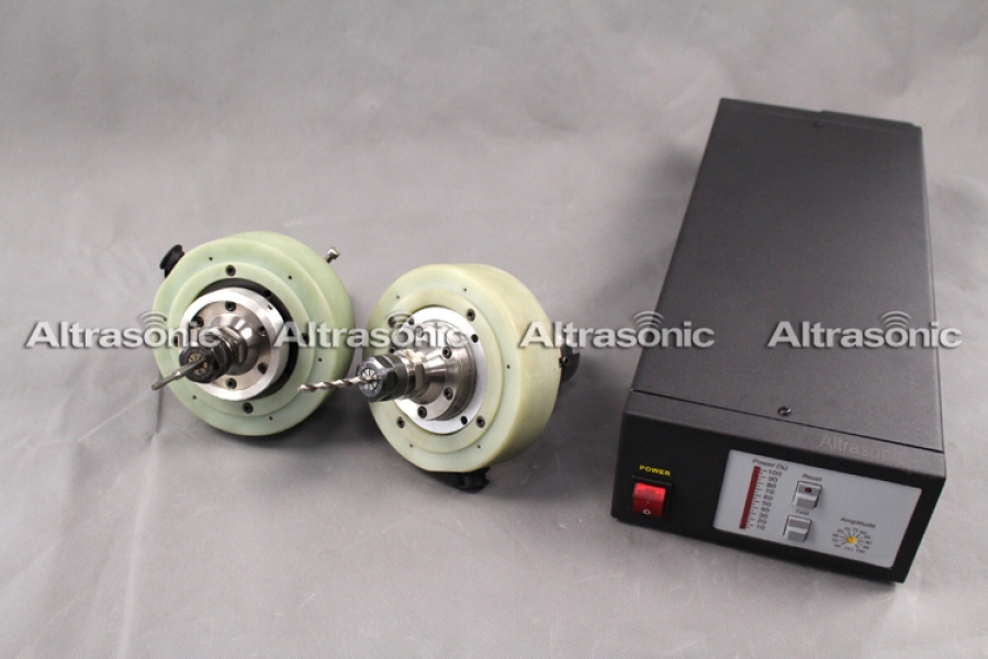 Latest Technology 20Khz Ultrasonic Ceramic Machining For Automation Multi axis CNC Machine