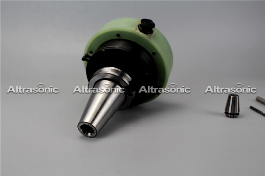 CAT 40 Knife Handle Rotary Ultrasonic Drilling For Hard And Brittle Material