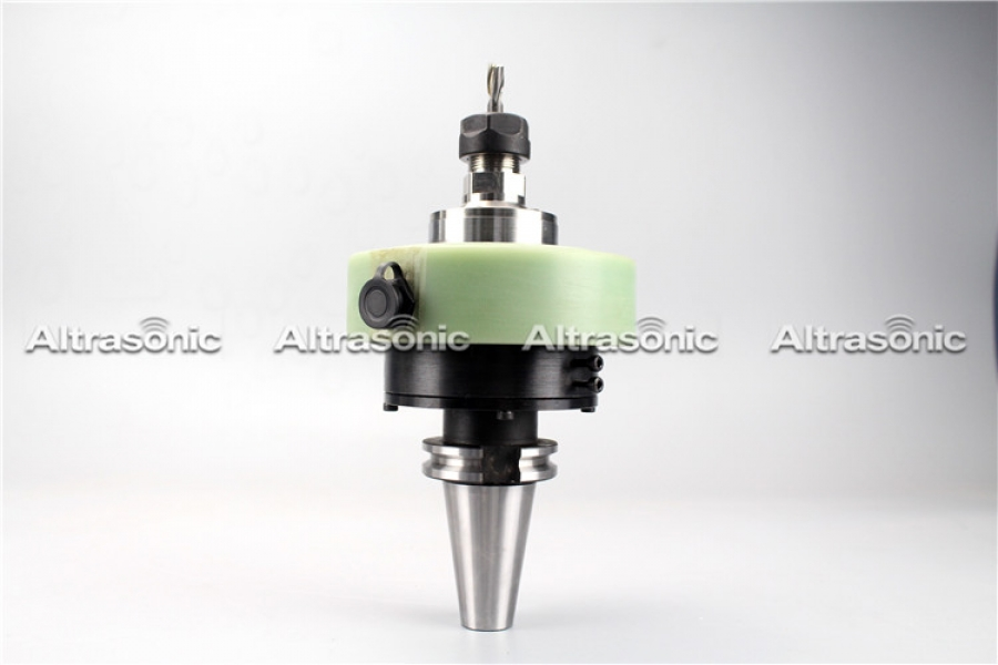Rotary Ultrasonic Hybrid Machining