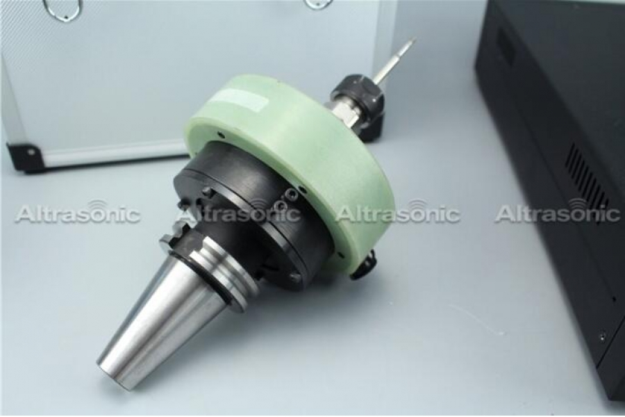 Advanced Ultrasonic Assisted Machining with Diamond Grinding Tool