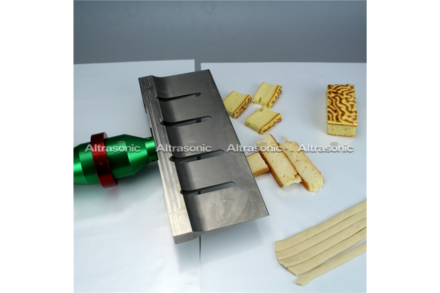 Customization Food Cutting with Smooth Edge for bakery and snack foods