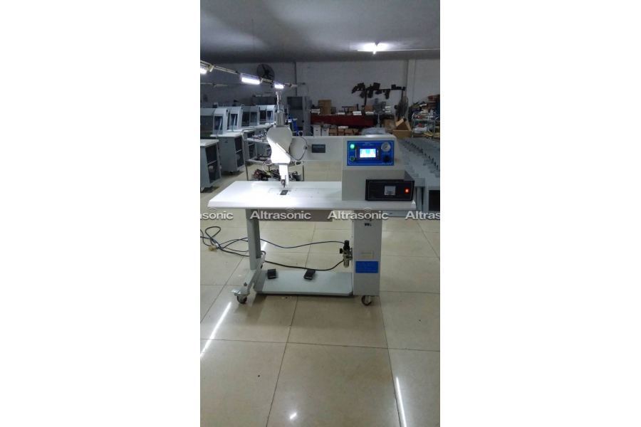 35kHz Low Noise Ultrasonic Seamless Sewing Machine