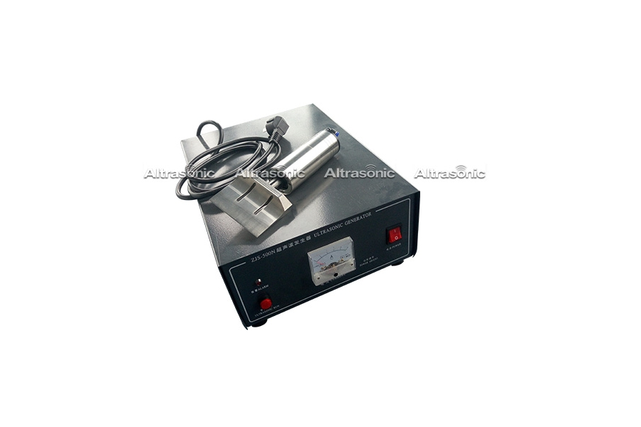 ultrasonic rubber cutting machine