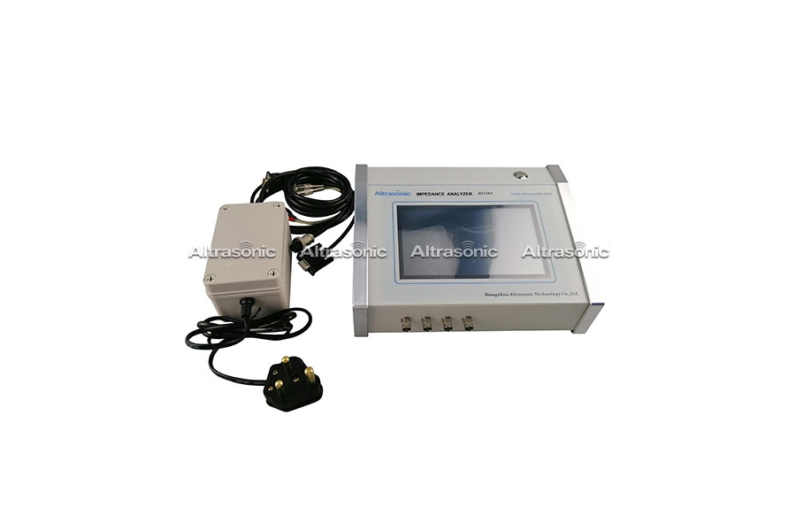 Ultrasonic Transducer Analyzer