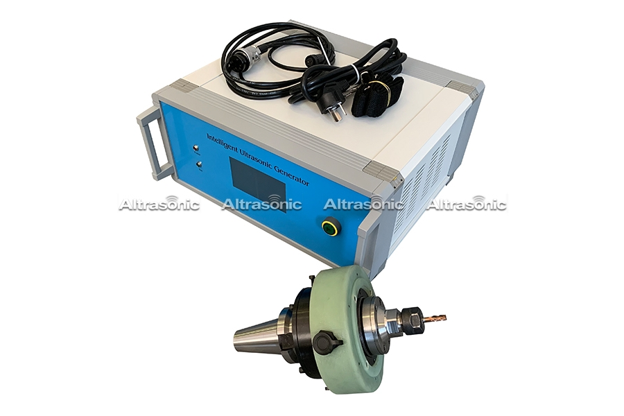 Non-contact Ultrasonic Machining
