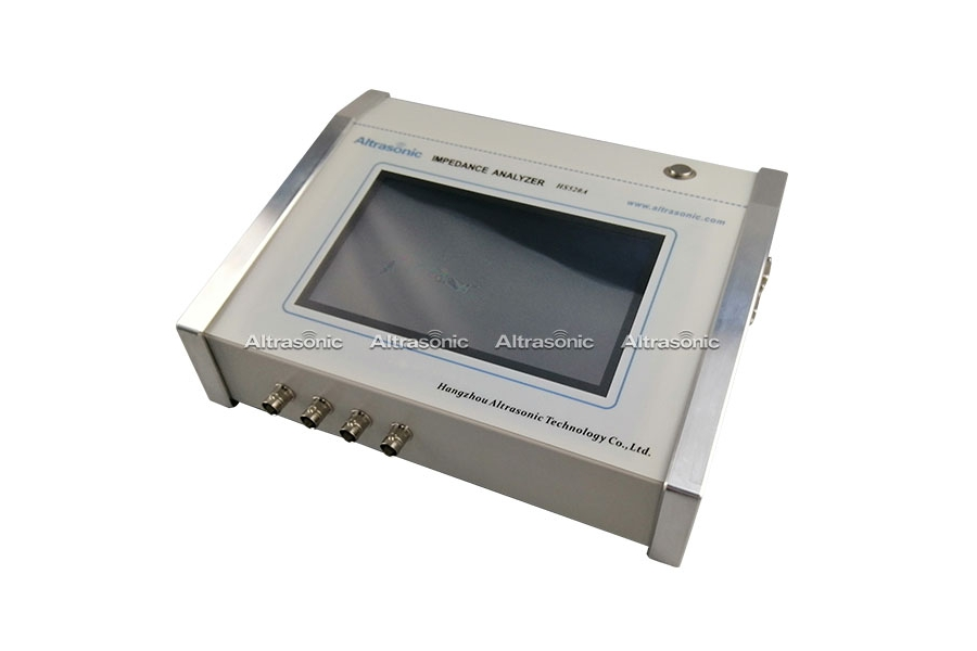 Ultrasonic Impedance Analyzer