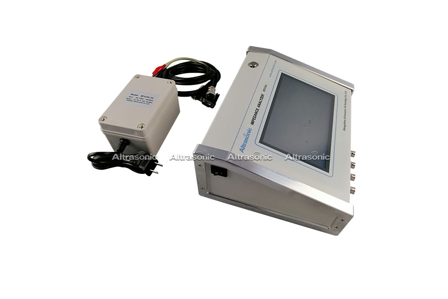 Frequency measuring instrument